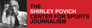 Courtesy photo of Shirley Povich Center for Sports Journalism.